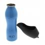 Láhev na vodu pro psa H2O K9 0.7L - modrá