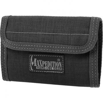 Peněženka Maxpedition Spartan (0229) / 11x7 cm Black