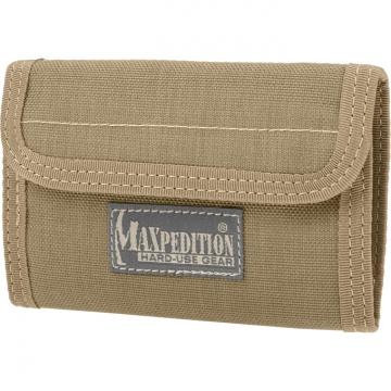 Peněženka Maxpedition Spartan (0229) / 11x7 cm Khaki