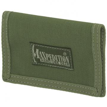Peněženka Maxpedition Micro Wallet (0218) / 11x7 cm OD Green