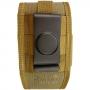 Pouzdro Maxpedition na PDA s klipem (0112) / 12.7x7 cm Khaki