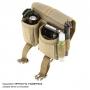 Pouzdro Maxpedition TC-7 (PT1031) / 13x13 cm OD Green