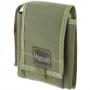 Pouzdro Maxpedition TC-10 (PT1036) / 14x16 cm OD Green