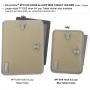 Pouzdrona suchý zip Maxpedition H&L Mini Tablet Insert (PT1019) / 23x16 cm Black