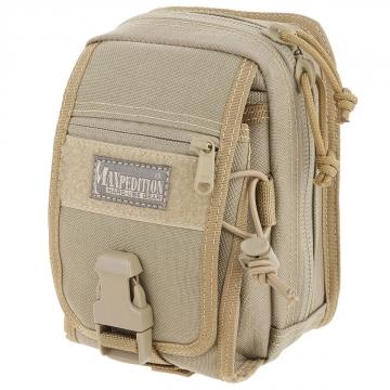 Kapsa Maxpedition M-5 Waistpack (0315) / 18x15 cm Khaki