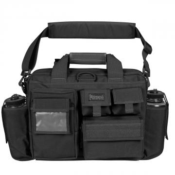 Taška přes rameno Maxpedition Operator Tactical Attache (0605) / 24L / 46х20х33 cm Black