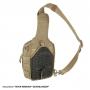 Batoh přes rameno Maxpedition Remora Gearslinger (0419) / 5.2L / 20x13x25 cm Khaki