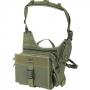 Taška přes rameno Maxpedition Jumbo A.S.R. Versipack (PT1049) / 23x28x10 cm OD Green