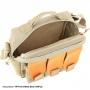Taška Maxpedition Mag Bag Triple (PT1072) / 23x30x13 cm Foliage Green