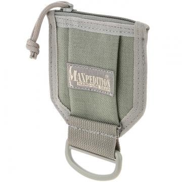 Závěsná kapsa Maxpedition D-Bag (PT1185) / 10x15 cm Foliage Green