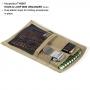 Mini organizér na suchý zip Maxpedition Hook & Loop Mini Organizer (3507) / 11x17 cm Khaki