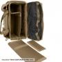 Taška na patrolu Maxpedition Centurion (0615) / 42L / 58x30x33 cm Black