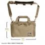 Přepravní taška na zbraň a zásobníky Maxpedition Compact Range Bag (0621) / 18L / 35x25x19 cm Khaki