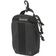 Organizér Maxpedition ZipHook střední (PT1536)/ 17x12 cm Black
