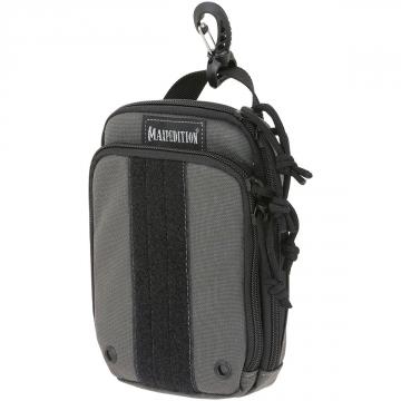 Organizér Maxpedition ZipHook střední (PT1536)/ 17x12 cm Wolf Gray