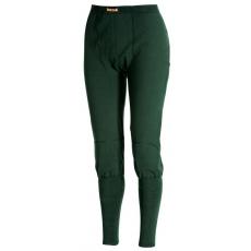 Dlouhé spodky bez poklopec TERMO Original (těžké) Green M, XL