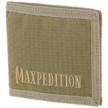 Peněženka Maxpedition Bi-Fold Wallet (BFW) / 10x11 cm Black
