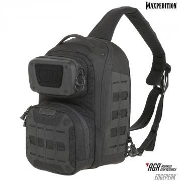 Batoh přes rameno Maxpedition EDGEPEAK (EDP) AGR / 15L / 28x23x38 cm Black