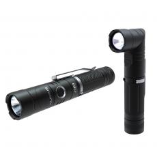 Svítilna Klarus AR10 Magnet USB / Studená bílá / 1080lm / 153m / 6 režimů / IPx8 / 18650