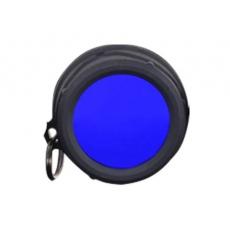 Klarus Modrý silikonový filtr FT11-Blue 35mm pro XT10/XT11/XT12/XTQ1/XT11S/XT11GT/RS11