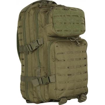 Batoh Viper Tactical Lazer Recon / 35L / 45x25x33cm Green