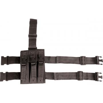 Stehenní sumka na MP5 Viper Tactical MP5 Drop Leg Mag Pouch Coyote