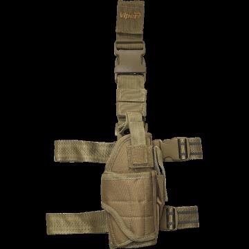 Nastavitelné pouzdro Viper Tactical Adjustable Holster (VHADJ) Coyote
