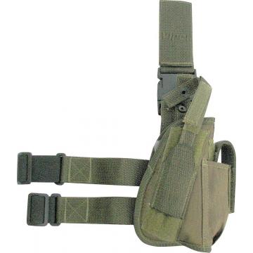 Taktické stehenní pouzdro Viper Tactical Tactical Leg Holster Green