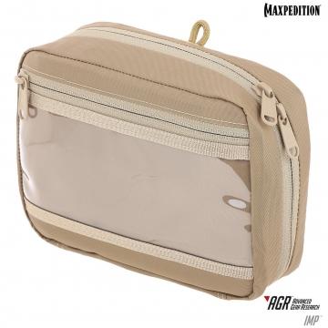 Zdravotnické pouzdro Maxpedition IMP Individual Medical Pouch / 15x20 cm Tan