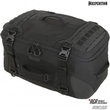 Cestovní batoh Maxpedition Ironcloud Adventure Travel Bag (RCD) AGR / 48L / 35x25x56 cm Black