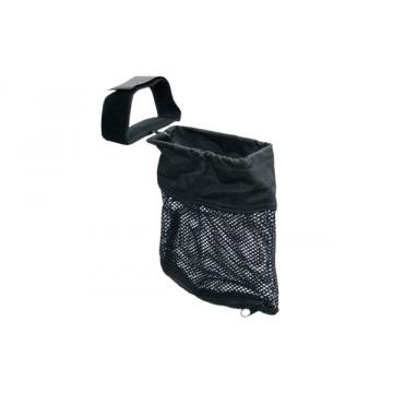 Odhazovák na prázdné zásobníky PVC-SHL16 UTG-Leapers AR15 Mesh Trap Shell Catcher Black