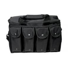 Přepravní taška na zbraň a zásobníky PVC-M6800 UTG-Leapers Tactical Shooter's Bag /... Black