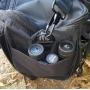 Přepravní taška na zbraň a zásobníky PVC-M6800 UTG-Leapers Tactical Shooter's Bag / 25x30x38cm Black