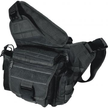 Brašna PVC-P218 UTG-Leapers Multi-functional Tactical Messenger Bag / 26x14x32cm Army Digital
