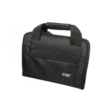 Přepravní taška na zbraň PVC-PC02 UTG-Leapers Deluxe Double Pistol Case / 33x25cm Black
