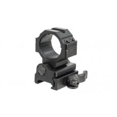 """Montáž na Picatinny pro optiku / baterku 30mm, 27mm, 25.4mm (1"""") RG-MF30QS UTG-Leapers"""