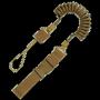 šňůrka Viper Tactical Special Ops Lanyard / 55-140cm  Sand