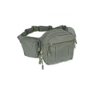 Ledvinka MilTec Tactical Fanny Pack / 40x15x8cm Green