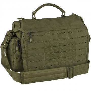 Taška MilTec Tactical Paracord Bag Large / 10L / 46x17x27cm Dark Coyote