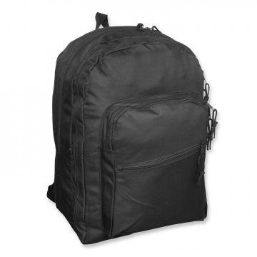 Batoh MilTec Day Pack / 25L /  31x21x43cm Black