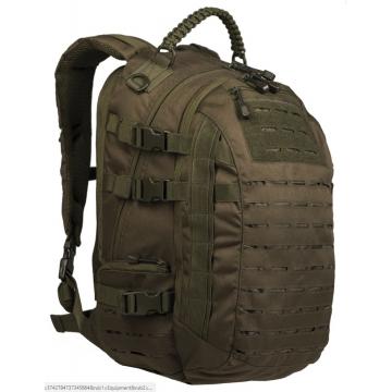 Batoh MilTec Laser Cut Mission Pack Large (140461) / 25L / 35x26x49cm Grey