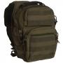Batoh přes rameno MilTec Assault S / 10L / 30x22x13cm Green