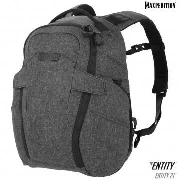 Batoh Maxpedition Entity 21 (NTTPK21) / 21L / 30x23x43 cm Charcoal