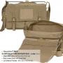Cestovní taška Maxpedition Gleneagle Messenger Bag (9831) / 23L / 48х12х30 cm OD Green