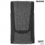 Pouzdro velké Maxpedition Entity Utility Pouch (NTTPHL) / 9x3x16 cm Charcoal