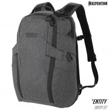 Batoh Maxpedition Entity 27 Backpack 27L (NTTPK27) / 27L / 30x23x51 cm Charcoal