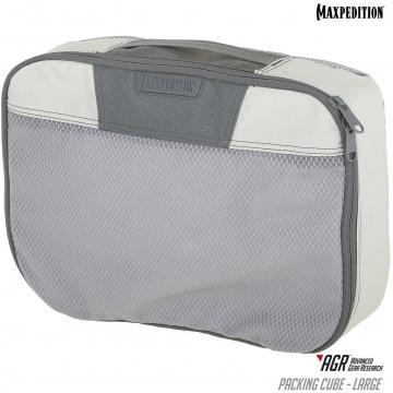 Velké cestovní pouzdro Maxpedition AGR PCL Packing Cube Large / 34x10x25 cm Grey