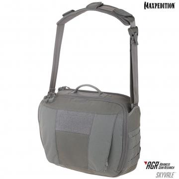 Taška Maxpedition Skyvale Tech Messenger Bag 16L AGR / 46x20x35 cm Grey