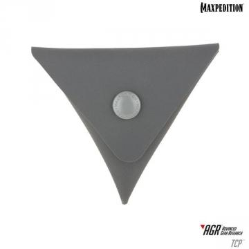 Peněženka Maxpedition TCP Triangle Coin Pouch AGR / 10x9 cm Grey