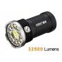 Svítilna Acebeam X80-GT / Studená bílá / 32500lm (1min+1.7h) / 369m / 8 režimů / IPx8 /
